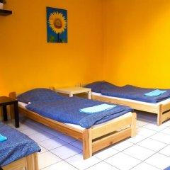 Хостел Seven Prague Номер с общей ванной комнатой с различными типами кроватей (общая ванная комната) фото 41