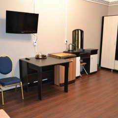 Гостиница Катюша Люкс с двуспальной кроватью фото 15