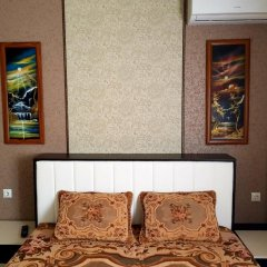Гостевой дом Спинова17 Улучшенный номер с разными типами кроватей