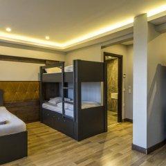 Хостел Bucoleon Кровать в общем номере фото 7