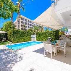 Отель Cape Greco Villa Кипр, Протарас - отзывы, цены и фото номеров - забронировать отель Cape Greco Villa онлайн бассейн фото 2