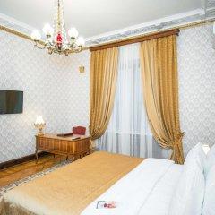 Легендарный Отель Советский 4* Номер Делюкс разные типы кроватей фото 7