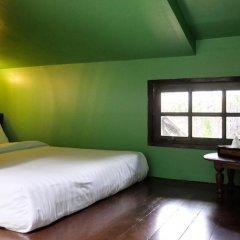 Отель Old Capital Bike Inn 3* Семейный люкс с двуспальной кроватью фото 5