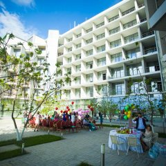 Гостиница Золотой Затон детские мероприятия