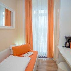 Отель City Guesthouse Pension Berlin 3* Стандартный номер с разными типами кроватей фото 15