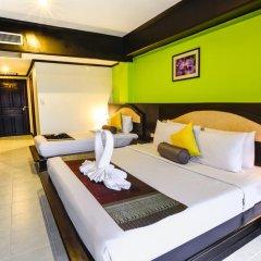 Samui First House Hotel 3* Номер Делюкс с различными типами кроватей фото 8