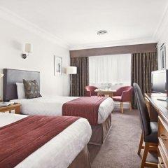 DoubleTree by Hilton Hotel Glasgow Central 4* Стандартный номер с 2 отдельными кроватями фото 3