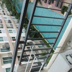 Отель Park Lane Jomtien By Viktoriia Паттайя балкон