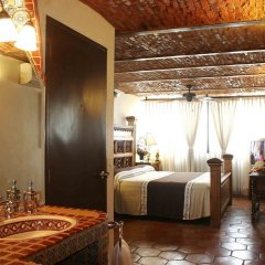 Quinta Don Jose Boutique Hotel 4* Номер Делюкс с различными типами кроватей фото 8