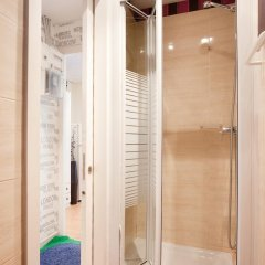 Апартаменты Centric Apartments Sagrada Famila 3 Барселона ванная