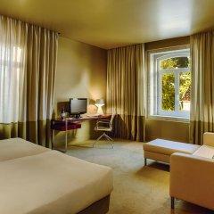 Отель Pestana Palácio do Freixo - Pousada & National Monument 5* Стандартный номер с различными типами кроватей