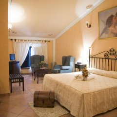 Hotel Rural Soterraña 3* Стандартный номер с двуспальной кроватью фото 10