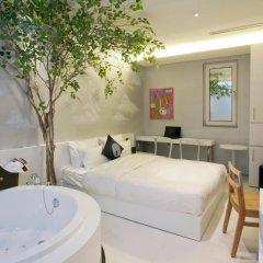 Hotel The Designers Samseong 3* Номер Делюкс с двуспальной кроватью