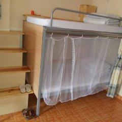 Отель Pizzatethostel Кровать в общем номере фото 2