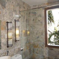 Отель Truc Huy Villa 3* Улучшенный номер с различными типами кроватей фото 4