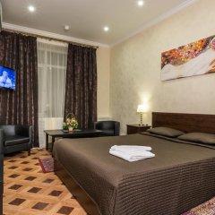 Гостиница Погости.ру на Коломенской Стандартный номер разные типы кроватей фото 7