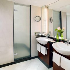Sheraton Carlton Hotel Nuernberg 5* Стандартный номер разные типы кроватей