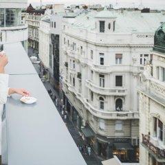 Belgrade Art Hotel балкон