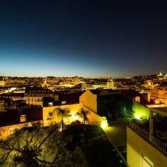Отель Pateo Lisbon Lounge Suites Португалия, Лиссабон - отзывы, цены и фото номеров - забронировать отель Pateo Lisbon Lounge Suites онлайн балкон