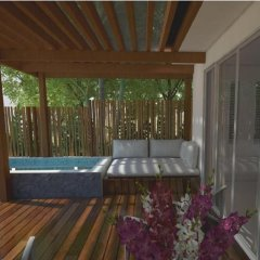 Отель Lomani Island Resort - Adults Only 4* Стандартный номер с различными типами кроватей фото 5