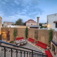 Zacosta Villa Hotel Родос балкон
