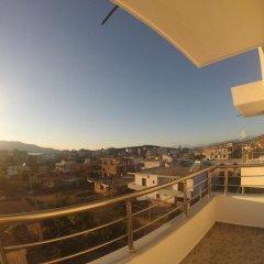 Отель Aleksander Apartments Албания, Ксамил - отзывы, цены и фото номеров - забронировать отель Aleksander Apartments онлайн балкон