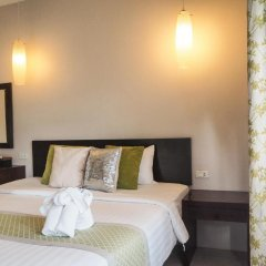Отель Sarikantang Resort And Spa 3* Улучшенный номер с различными типами кроватей фото 7