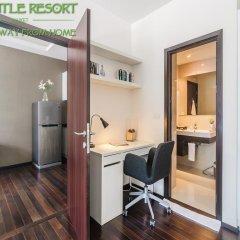 Отель The Title Phuket 4* Номер Делюкс с разными типами кроватей фото 21