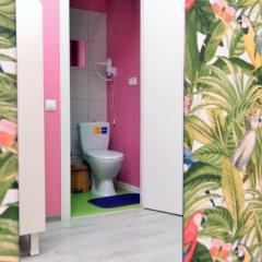 Eco Son Hotel & Hostel Стандартный номер с двуспальной кроватью (общая ванная комната) фото 4