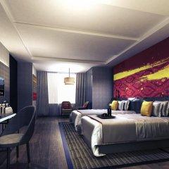 Отель Mercure Bangkok Sukhumvit комната для гостей фото 2