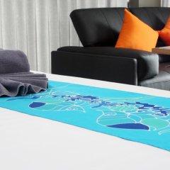 Отель 8Icon Ao Nang Krabi 3* Номер Делюкс с различными типами кроватей фото 6