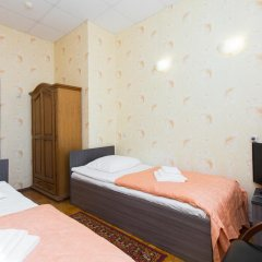 Отель Гостиный Дом Визитъ Челябинск комната для гостей
