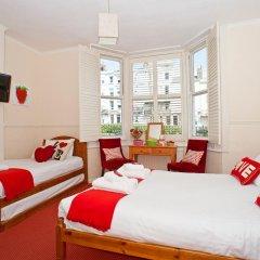 Отель Strawberry Fields 3* Стандартный номер с различными типами кроватей фото 9
