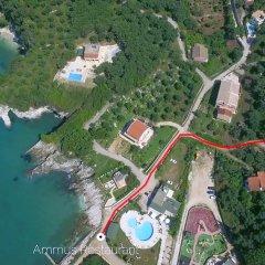 Отель Olive Groove Греция, Корфу - отзывы, цены и фото номеров - забронировать отель Olive Groove онлайн пляж фото 2
