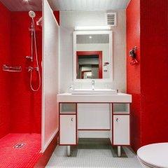 Ред Старз Отель 4* Улучшенный номер с различными типами кроватей фото 11