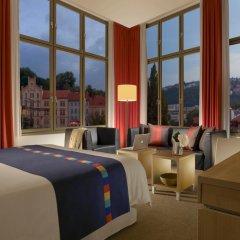 Park Inn Hotel Prague 4* Улучшенный номер с двуспальной кроватью