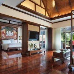 Отель JW Marriott Khao Lak Resort and Spa 5* Представительский люкс с различными типами кроватей