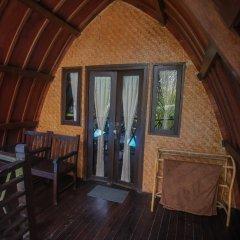 Отель Balangan Sea View Bungalow 3* Бунгало с различными типами кроватей фото 2