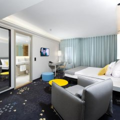 Отель L Ermitage 4* Стандартный номер с разными типами кроватей
