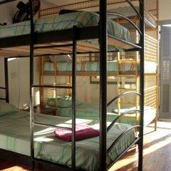 Lima Sol House - Hostel Кровать в общем номере с двухъярусной кроватью фото 3
