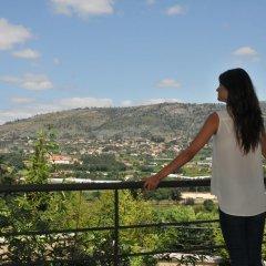 Отель Naturena Agro-Turismo балкон