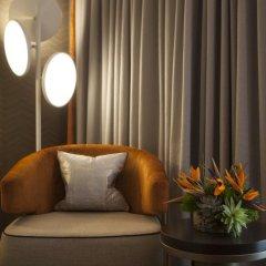 Отель Hilton London Tower Bridge 4* Номер Делюкс с различными типами кроватей фото 5