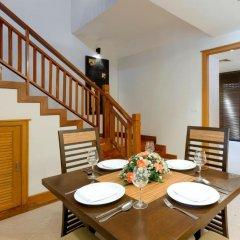 Отель Angsana Villas Resort Phuket 4* Люкс с различными типами кроватей фото 15