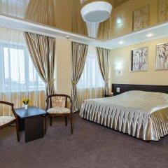Гостиница Вятка комната для гостей фото 6