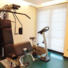 Hotel Tiffany Milano Треццано-суль-Навиглио фитнесс-зал