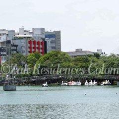 Отель Zak Residence Шри-Ланка, Коломбо - отзывы, цены и фото номеров - забронировать отель Zak Residence онлайн приотельная территория
