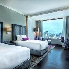 Отель Radisson Blu Plaza Bangkok 5* Номер Делюкс фото 8