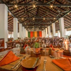 Отель Sigiriya Village 4* Улучшенный коттедж с различными типами кроватей фото 10