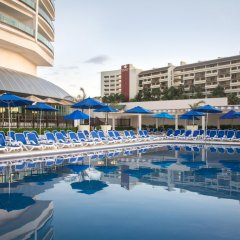 Отель Seadust Cancun Family Resort бассейн фото 6