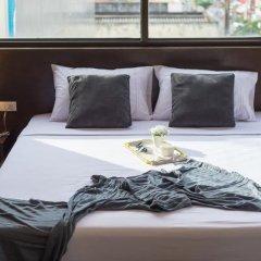 Green Leaf Hostel Студия с разными типами кроватей фото 6